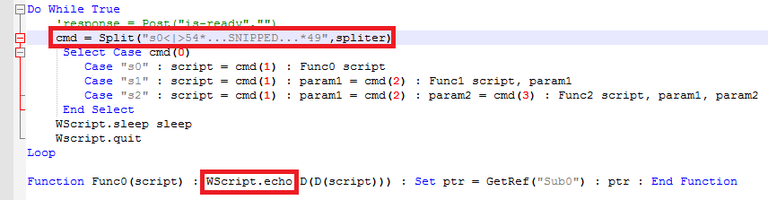 Analyzing obfuscated scripts using nothing but a text editor – NVISO