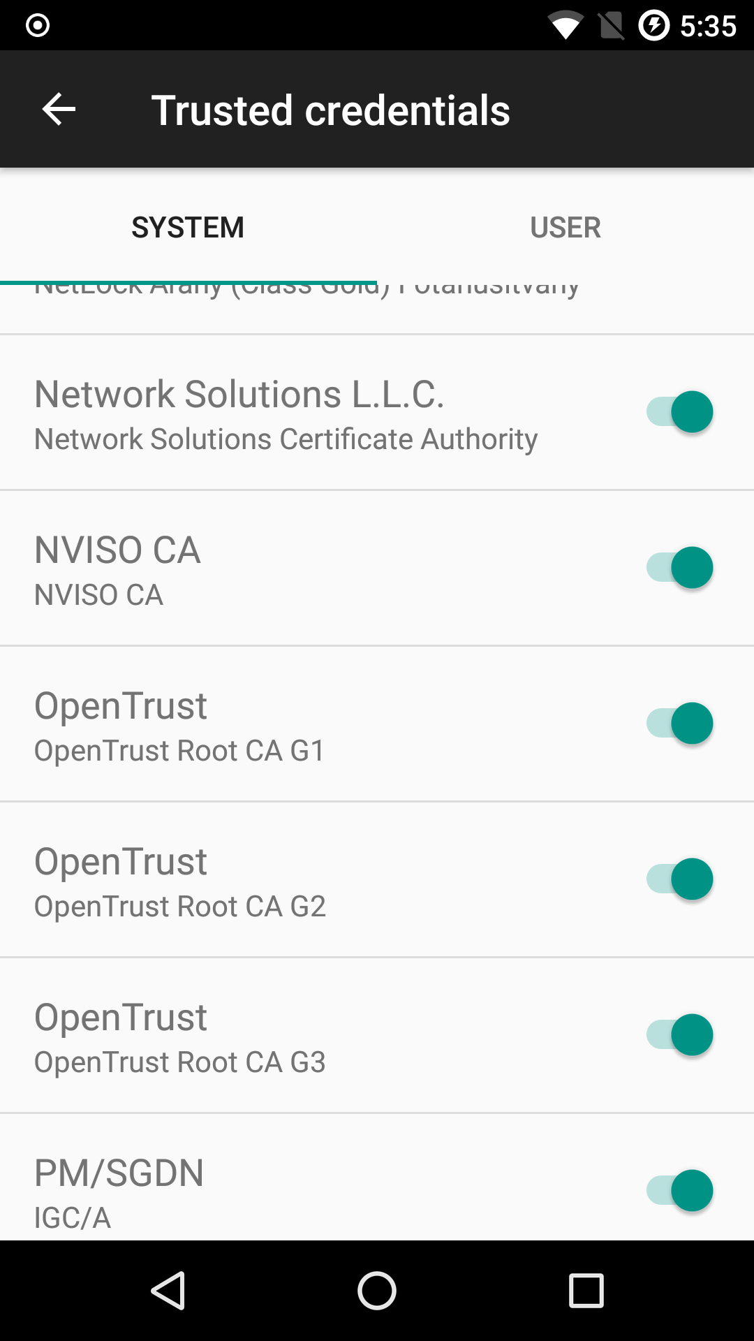 Using A Custom Root Ca With Burp For Inspecting Android N Traffic