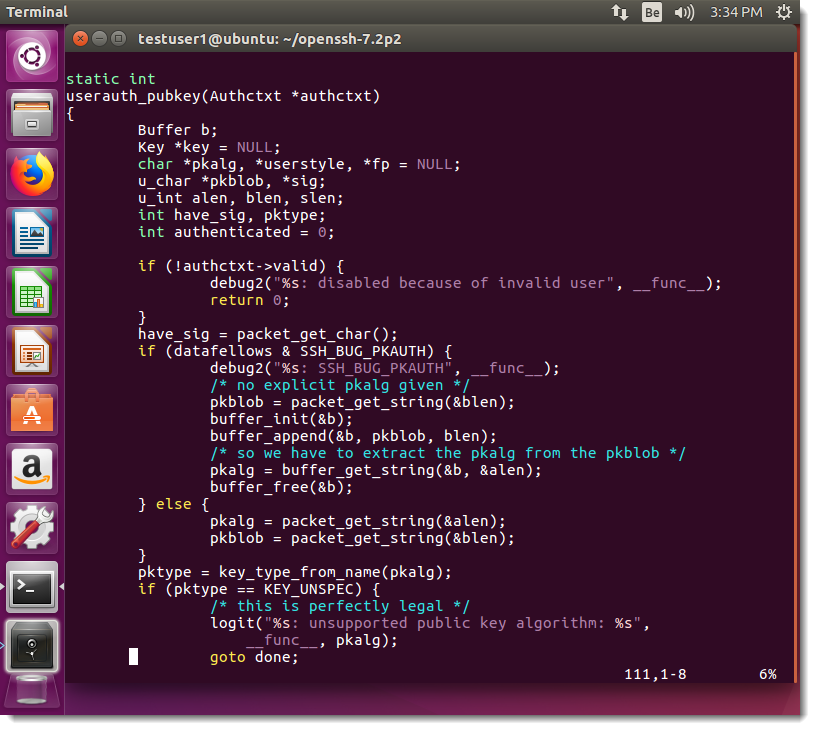 OpenSSH User Enumeration Vulnerability: a Close Look – NVISO